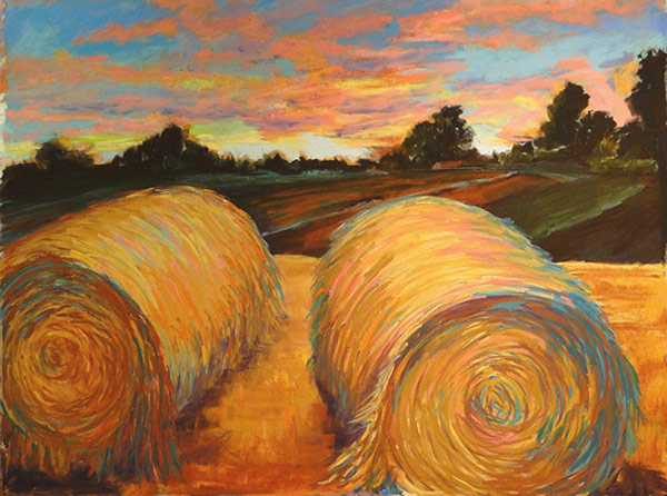 Pernie Fallon McKinney Texas Painter