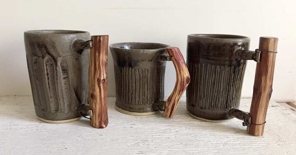 Wayne Batchelder - McKinney Texas - Pottery