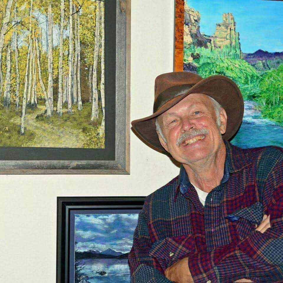 Alex Forbes | Oil Paintings | McKinney Texas Artist