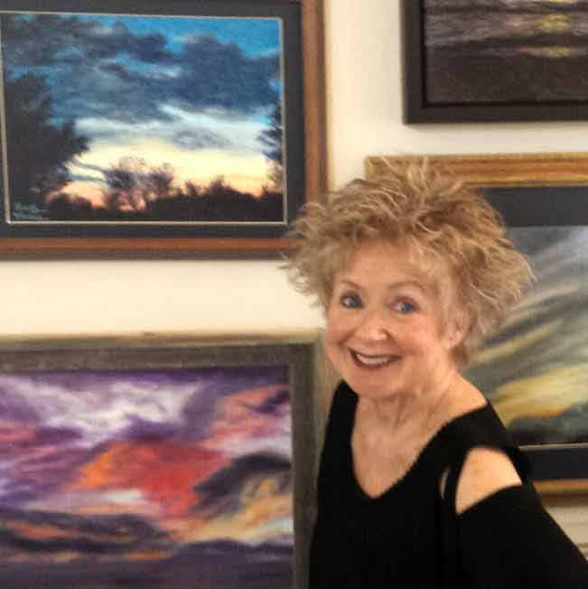 Sandy Hinton‑Forbes | Oil Painter | Fine Art | McKinney Texas
